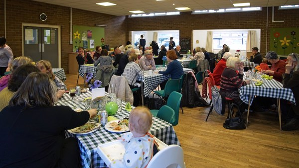 Read: The Hive community café